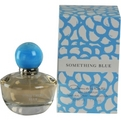 Oscar De La Renta Something Blue Eau De Parfum Spray 1.7 oz for women by Oscar De La Renta