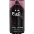 Black Xs L'Exces Body Spray 8.5 oz for women by Paco Rabanne