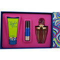 Taylor By Taylor Swift Eau De Parfum Spray 3.4 oz & Body Lotion 3.4 oz & Shimmering Body Powder Brush for women by Taylor Swift