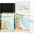 Azzaro Pour Homme Summer Eau De Toilette Spray 3.4 oz for men by Azzaro