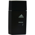 Adidas Moves 0:01 Edt Spray 1.7 oz (Unboxed) for men by Adidas