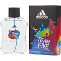 Adidas Team Five Eau De Toilette Spray 3.4 oz (Special Edition) for men by Adidas