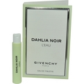 Givenchy Dahlia Noir L'Eau Edt Spray Vial On Card for women by Givenchy