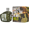 Diesel Only The Brave Wild Edt Spray 4.2 oz for men by Diesel
