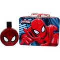 Spiderman Edt Spray 3.4 oz & Lunch Box (Ultimate) for unisex by Marvel