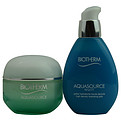 Biotherm Aquasource Set: Day & Night Value Set for women by Biotherm