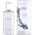 Yardley English Lavender Eau De Toilette Spray 4.2 oz (New Packaging) for women by Yardley