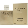 ALLURE EDITION BLANCHE Cologne av Chanel
