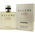 ALLURE SPORT Cologne ved Chanel