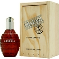 ARSENAL RED Cologne da Gilles Cantuel