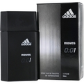 Adidas Moves 0:01 Cologne Autor: Adidas