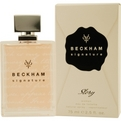 BECKHAM SIGNATURE STORY Perfume by David Beckham