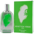 BENETTON VERDE Cologne da Benetton