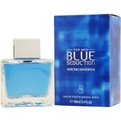 BLUE SEDUCTION Cologne által Antonio Banderas