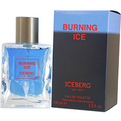 BURNING ICE Cologne ved