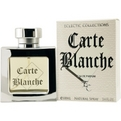 CARTE BLANCHE Cologne da Eclectic Collections