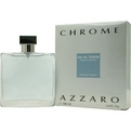 CHROME Candles by Azzaro