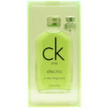 CK ONE ELECTRIC Fragrance par Calvin Klein
