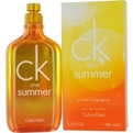 CK ONE SUMMER Fragrance da Calvin Klein