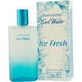 COOL WATER SUMMER ICE FRESH Cologne by Davidoff
