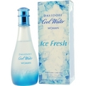 COOL WATER SUMMER ICE FRESH Perfume ved Davidoff