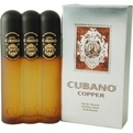 CUBANO COPPER Cologne Autor: Cubano