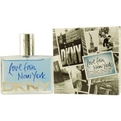 DKNY LOVE FROM NEW YORK Cologne Autor: Donna Karan