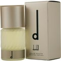 D BY DUNHILL Cologne esittäjä(t): Alfred Dunhill
