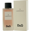 D & G 3 L'IMPERATRICE Perfume by Dolce & Gabbana