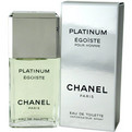 EGOISTE PLATINUM Cologne ved Chanel