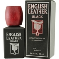 ENGLISH LEATHER BLACK Cologne par Dana