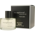 EXCEPTIONAL-BECAUSE YOU ARE Cologne by Exceptional Parfums