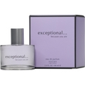 EXCEPTIONAL-BECAUSE YOU ARE Perfume esittäjä(t): Exceptional Parfums