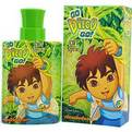 GO DIEGO Cologne door
