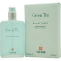GREEN TEA VICTOR Cologne esittäjä(t): Parfums Victor
