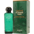 HERMES D'ORANGE VERT CONCENTRE Cologne door Hermes