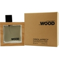 HE WOOD Cologne par Dsquared2