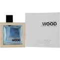 HE WOOD OCEAN WET WOOD Cologne par Dsquared2