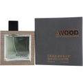 HE WOOD ROCKY MOUNTAIN Cologne przez Dsquared2