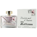 JOHN GALLIANO PARLEZ-MOI D'AMOUR Perfume door John Galliano