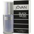 JOVAN BLACK MUSK Cologne by Jovan