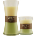 KIWI APPLE & WARM VANILLA SCENTED Candles ved KIWI APPLE & WARM VANILLA SCENTED
