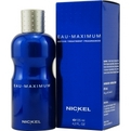 NICKEL EAU MAXIMUM Cologne por Nickel