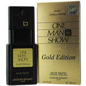 ONE MAN SHOW GOLD Cologne by Jacques Bogart