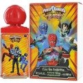 POWER RANGERS Fragrance poolt Warner Bros