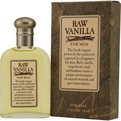 RAW VANILLA Cologne ar Coty