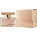 ROSE THE ONE Perfume Autor: Dolce & Gabbana
