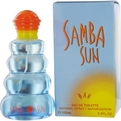 SAMBA SUN Cologne par Perfumers Workshop