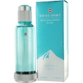 SWISS ARMY MOUNTAIN WATER Perfume by Victorinox