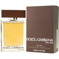 THE ONE Cologne de Dolce & Gabbana